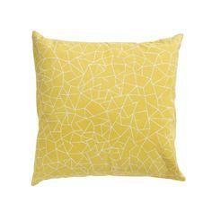 Origami Cushion Yellow - Milk & Sugar