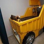 kinderbed-maken-dieplader-vrachtwagen