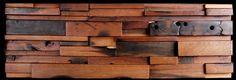 Destiny - reclaimed wood panel