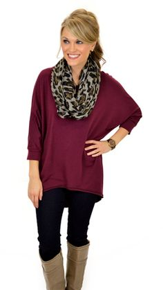 The softest shirt...no, we mean it this time! $36 at shopbluedoor.com