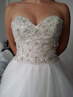 Mori Lee 1952: buy this dress for a fraction of the salon price on PreOwnedWeddingDresses.com