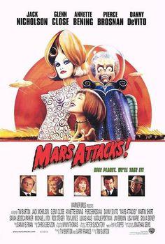 Mars Attacks ! (Ed Wood chez les Martiens)