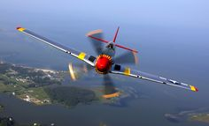 The P-51 Mustang:  Cadillac of the sky