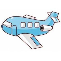 Sticker garçon Avion