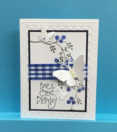 F4A321 Birthday Thoughts by jandjccc - Cards and Paper Crafts at Splitcoaststampers