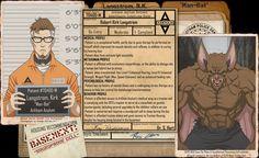 Arkham Files - Man-Bat by Roysovitch on DeviantArt