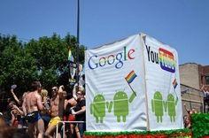 Contre l'homophobie, Google légalise l'amour Google, Branding, Love, Brand Management, Identity Branding