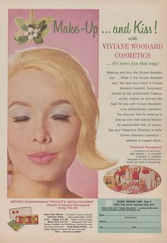 Make-Up…and Kiss! on Flickr...with Viviane Woodard Cosmetics.
