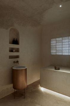 This Dubai Spa Revels in Moroccan Minimalism - Azure Magazine | Azure Magazine