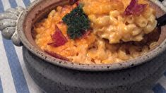 Dinner Plan-it: Smoky Bacon and Beer, Gouda and Cheddar Mac and ch...
