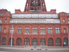 Image result for front of blackpool tower