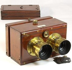 Sliding Box Stereo Camera