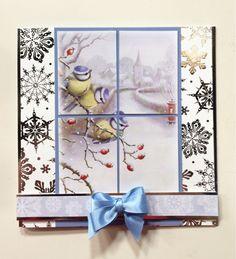 Hunkydory Festive Birds of Britain Homemade Christmas Cards, Christmas Cards To Make, Xmas Cards, Card Making Inspiration, Making Ideas, Kanban Crafts, Hunkydory Crafts, Bird Cards, Create And Craft