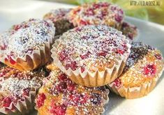 Ribizlis muffin Muffins, Baking, Breakfast, Recipes, Food, Cupcake, Kitchen, Food Food, Bread Making