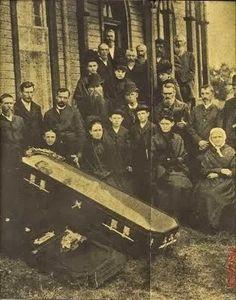 Fotografias Post Mortem, prática comum na Era Vitoriana - Imagens Históricas