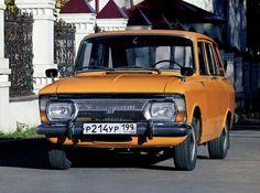 """Иж-2125 """"Комби"""" '1973–82"""