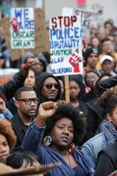 """The Most Moving Pictures From the """"Million March"""" Protests"""