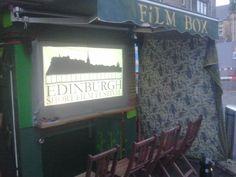 Edinburgh Short Film Festival Taking short film to the masses thanks to its Film Box! http://www.edinburghshortfilmfestival.com/