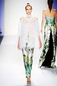 #JOANNAMASTROIANNI SPRING 2014 READY TO WEAR COLLECTION #nyfw