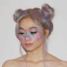 ???? #creativemakeup #crazy #creative #makeup