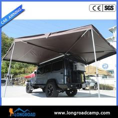 Source Car roof rack awning 270 degree awning on m.alibaba.com