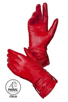 ~Italian Leather Gloves | The House of Beccaria