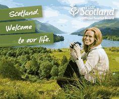 Enter to Win a Trip to Scotland!