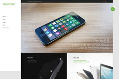 DW TechStore - WP eCommerce Theme by DesignWall on @creativework247
