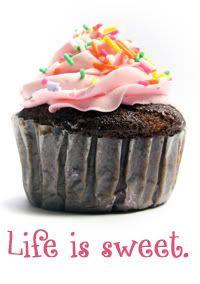 Sugarless and sugar-less food.