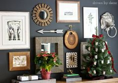 Our 2014 Christmas Home Tour - Driven by Decor