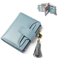 LANVERA Solid Women Purse Genuine Leather Wallets Women Fashion Moeny Wallets Short For Girls Brand Design portefeuille femme This is an AliExpress affiliate pin. Click the VISIT button to enter the AliExpress website Card Wallet, Clutch Wallet, Wallets For Girls, Bags Travel, Purse Brands, Designer Wallets, Wallets For Women Leather, Oui Oui, Mini Purse