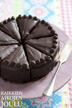 Mehevä suklaakakku | Kotivinkki
