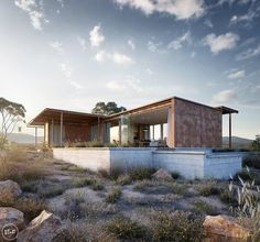 Best of Week 48/2015 - WeeHouse by Alchemy Architects - Ronen Bekerman - 3D Architectural Visualization & Rendering Blog