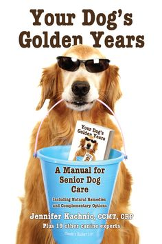 Check out the benefits of SENIOR dogs! Unfortunately i need to get this and read it