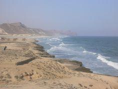 Salalah, Oman. Another wild but beautiful place.