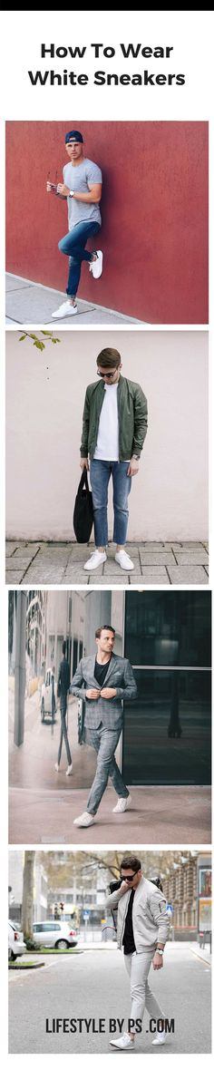 how to wear #sneakers for men #mens #fashion