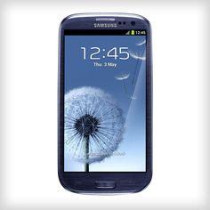 I think I prefer the black Galaxy S3 12:45
