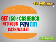 TastyKhana brings you amazing discounts.