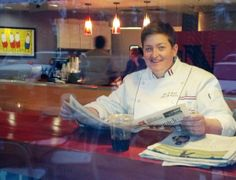 Sara Smith Chef Extraordinaire!