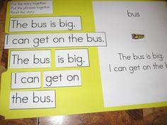 sentence practice