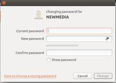 How To Change User Password Ubuntu 16.04