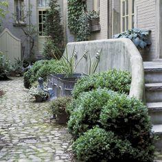 Classic fountain trough ~ Pieter Porters, Antwerp