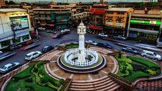 Clock tower - clock tower in Phitsanulok thailand