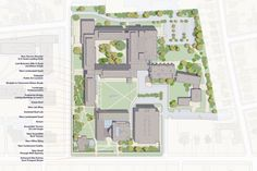 Princeton University Andlinger Center — Davis Brody Bond Princeton University, Bond, Floor Plans, Architecture, Arquitetura, Floor Plan Drawing, Architecture Design