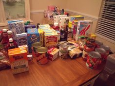 How to Host a Stockpile Swap Party -- you could use this idea for toys, clothes, and other items, too!