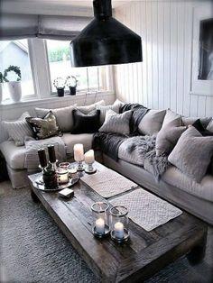 Greys and comfort
