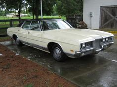 Mine was a 72, and a two door, but otherwise about the same condition.