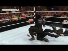 Best Spear Collection Of Roman Reigns 2015