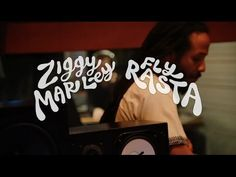"FILM | Ziggy Marley in The Making of ""Fly Rasta"" Album"