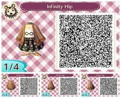 spring river 2 qr codes by on pixiv outfits qr codes for animal crossing new leaf. Black Bedroom Furniture Sets. Home Design Ideas